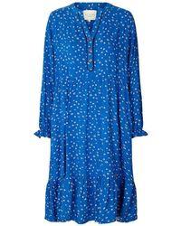 Lolly's Laundry Audrey Dress Blue