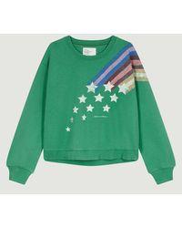 Leon & Harper Sweatshirt Sortie Comet Rio Leon - Harper - Green