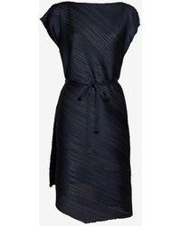 Issey Miyake Dresses - Black