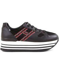 Hogan Sneaker Maxi H283 - Brown
