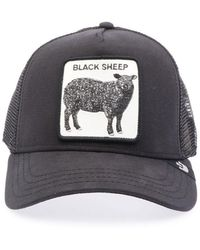 Goorin Bros Men's 1010221black Black Polyester Hat