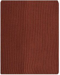 Paolo Pecora Other Materials Scarf - Brown