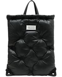 Maison Margiela Glam Slam Backpack - Black