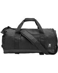 Nixon Pipes 35l Duffle Bag - Black