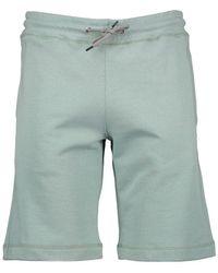 Paul Smith Sweat Shorts - Green