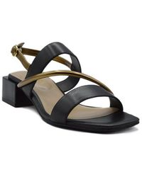 Apepazza 30mm Heel Sandal - Black