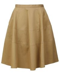 Aspesi Skirts - Brown