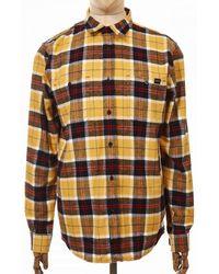 Edwin Jeans Labor Shirt - Yellow