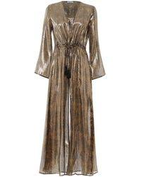 Paolita Cassiopeia Silk Long Sleeve Kimono - Black