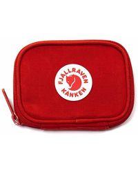 Fjallraven Fjallraven Kanken Card Wallet - Red