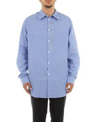 N°21 Shirts - Blue