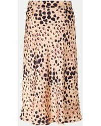 Second Female Amira Midi Skirt - Multicolour