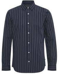 Matíníque Broad Stripe Shirt - Black