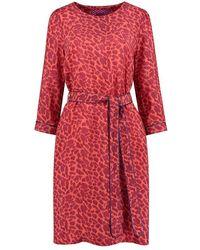 POM Amsterdam Sp5970 Dress - Red