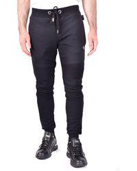 Philipp Plein Trousers - Black