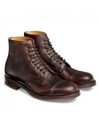 Cheaney Joseph Cheaney Jarrow R Derby Boot - Brown
