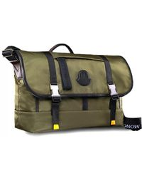Moncler - Bag In Green - Lyst