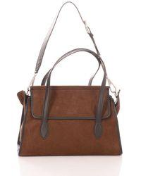Gianni Chiarini Leather Bag - Brown