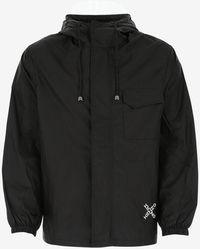 KENZO Coats - Black