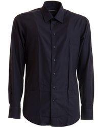 Emporio Armani Modern Fit Shirt - Black