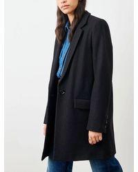 Sessun Sessun Nu Dol Coat In - Black
