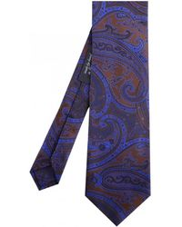 Jules B - Faded Paisley Tie - Lyst