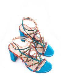 Loriblu Sandals - Blue