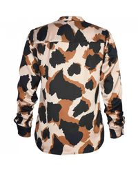 NÜ Shirt With Spotted Pattern - Multicolour