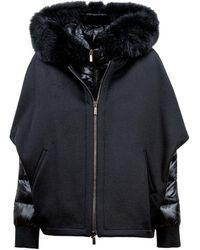 Moorer Coat - Black