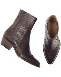 H by Hudson Hudson Sienna Brown Boots