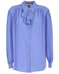 Gucci Shirt - Blue