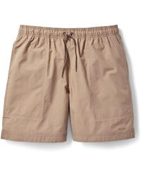 Filson River Water Shorts - Khaki - Green