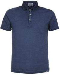 Brooksfield T-shirts And Polos - Blue