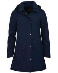 Barbour Womens Brisk Jacket Navy / Classic - Blue