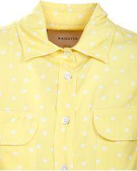 Bagutta Shirt - Yellow