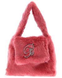 Blumarine Bags.. Coral - Red