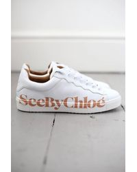See By Chloé Essie White Trainers