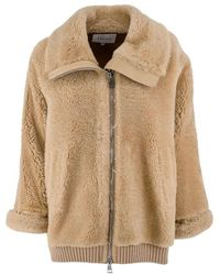 LIVEN Jackets - Brown