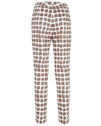 Sei Sette 57 Trousers - Multicolour