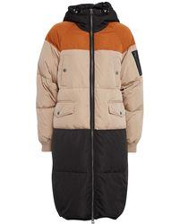 Ichi Bunala Colourblock Jacket - Multicolour