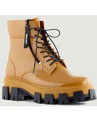 Lemon Jelly Raina Anckle Boots - Metallic