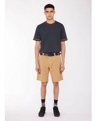 Paul Smith Military Cargo Shorts Colour: Beige - Multicolour