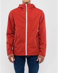RVLT Revolution | Hooded Jacket 7616 | - Red