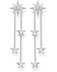 Thomas Sabo Silver Stud Earrings H2084-051-14 - Metallic