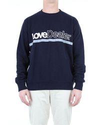 Golden Goose Deluxe Brand Sweatshirt - Blue