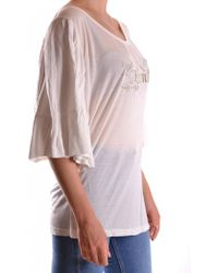 John Galliano - Tshirt Short Sleeves - Lyst