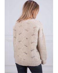 Riani Scallop Sweater - Multicolour