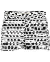 Ichi Svala Shorts - Grey