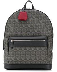 Ferragamo Travel Backpack - Black