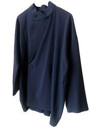 132 5. Issey Miyake Jacket - Blue